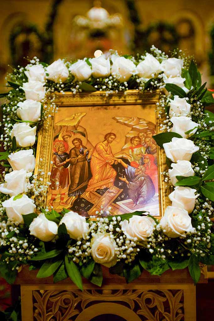 Icon: Resurrection of Jesus Christ